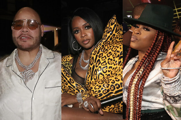 Remy Ma Defends Fat Joe Over His 'Dusty Bitches' Verzuz Comment