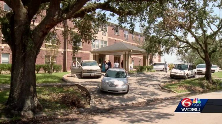 Residents go 11 days without power at low-income apartment building in Louisiana