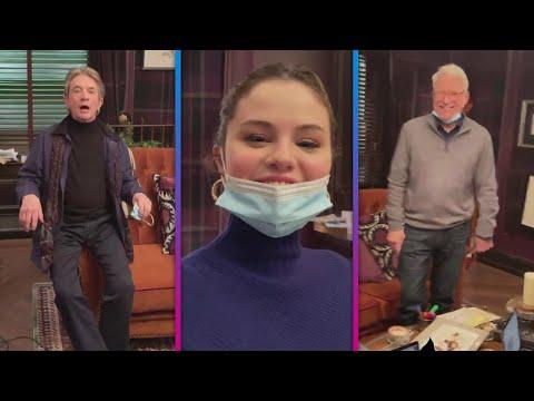 Selena Gomez Gives Steve Martin and Martin Short a SLANG Lesson on TikTok