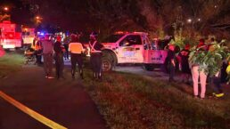SUV crashes into Charles River along Memorial Drive