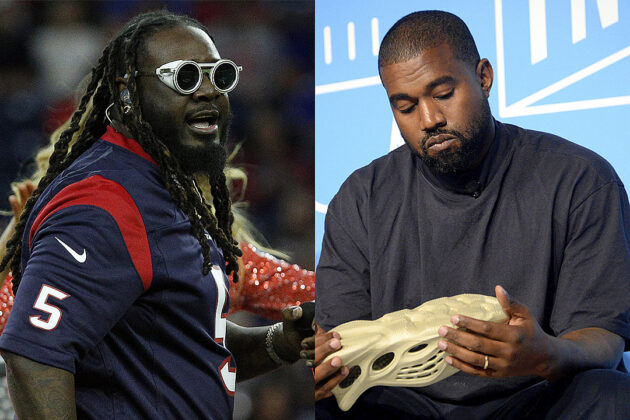 T-Pain Claims Kanye West Told Pain His Bar Was Corny