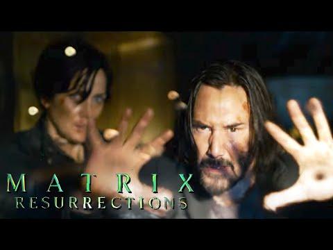 The Matrix Resurrections Official Trailer (2021)