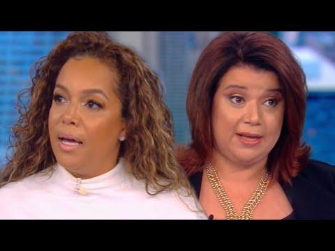 The View's Sunny Hostin and Ana Navarro REACT to COVID Test Drama
