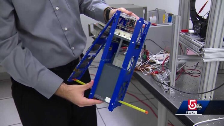 This UMass-designed satellite could provide new low-cost alternatives for space
