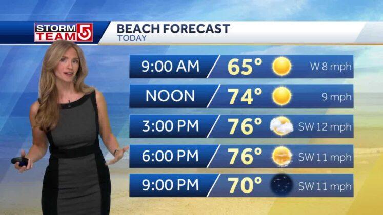 Video: Sunny, mild, beautiful Saturday