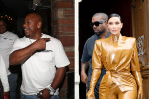 Wack 100 Claims He Has a Never-Before-Seen Kim K Sex Tape