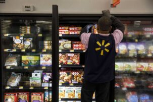 Walmart has hired more people of color, but not at the executive or boardroom level, report shows