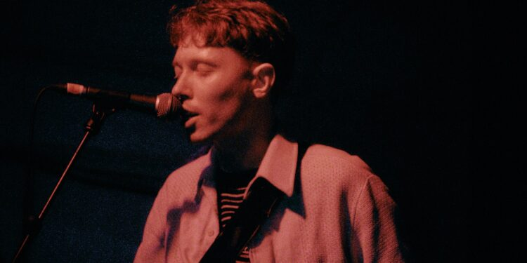 Watch King Krule's New You Heat Me Up, You Cool Me Down Live Film