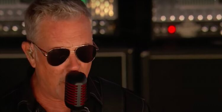 Watch Metallica Perform, Read One-Star Black Album Reviews on Kimmel