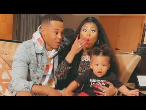 Watch Nicki Minaj's Son SHOCK Her