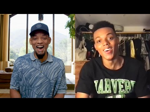 Watch Will Smith SURPRISE New Fresh Prince Star!
