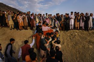 'We want justice,' say the family of 10 civilians killed in a US airstrike