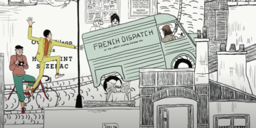 """Wes Anderson Directs New Video for The French Dispatch's """"Aline"""": Watch"""