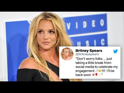 Why Britney Spears DEACTIVATED Her Instagram