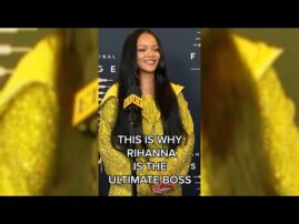 Why Rihanna Is The Ultimate Boss #shorts
