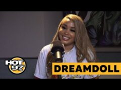 Dreamdoll On Working w/ Lil Kim, Driver Being Robbed In St. Louis, + Biggest Struggle As An Artist