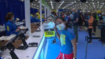 Excitement over Boston Marathon weekend: 'It's like the world coming alive again'