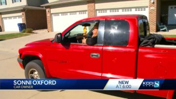 Going the extra mile: Auto shop helps mom keep rolling