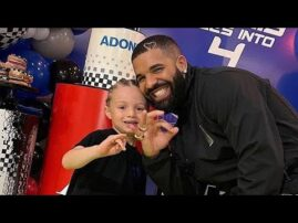 Inside Drake's Son's 4th Birthday Party