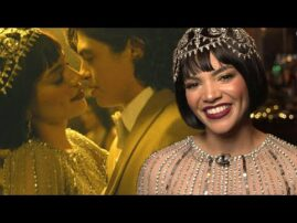 Leslie Grace's Bachatica: Go Behind the Scenes! (Exclusive)