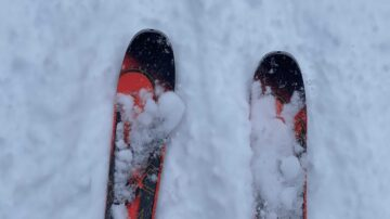 Man builds backcountry skiing destination on family's land