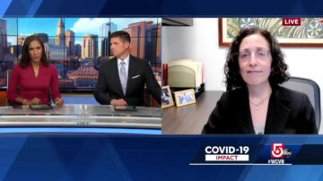 Mass. doctor on improving COVID-19 picture