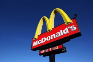 McDonald's is serving free 'Thank You' meals to teachers across the country
