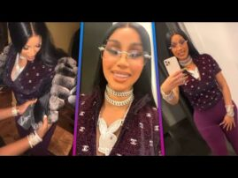 Offset Gives Cardi B a LUXURIOUS Birthday Gift