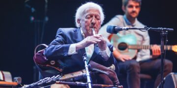 Paddy Moloney, the Chieftains' Leader and Co-Founder, Dies at 83
