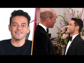 Rami Malek on EXTRAORDINARY Night With Prince William and Kate Middleton!