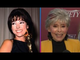 Rita Moreno on Hollywood Legacy and 'West Side Story' Remake (Exclusive)