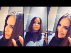 Selena Gomez Calls Friend to GOSSIP in Hilarious TikTok Trend