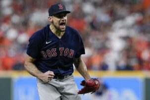 Sox season ends after falling to Astros in Game 6 of ALCS
