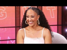 Tamera Mowry Talks Cooking With Her Kids and New Hulu Show 'Baker's Dozen' (Exclusive)