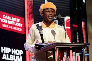 Tyler, The Creator Wins Album of the Year at BET Hip Hop Awards