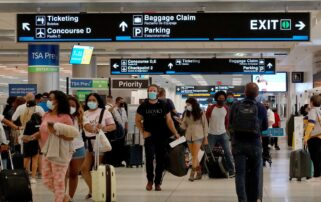 Unruly passenger incidents rising again, FAA data shows