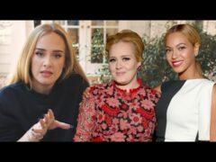 Watch Adele RANK Beyoncé's Albums