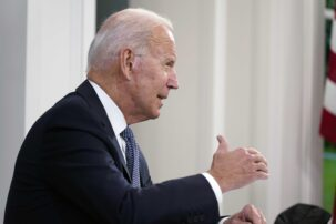 Watch Live: President Biden remarks on COVID-19 vaccines