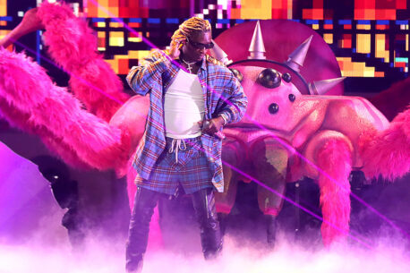 Young Thug Releases Punk Album – Listen
